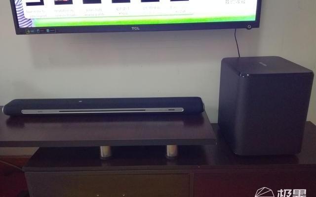 中国造 ManiWay MW-1483电视音响客厅回音壁