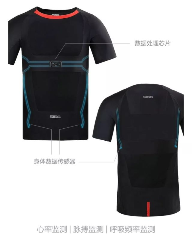 装备|心率训练新工具,一件提升运动表现的智能T恤