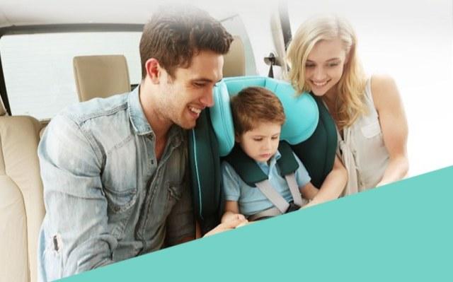 虎贝尔儿童安全座椅