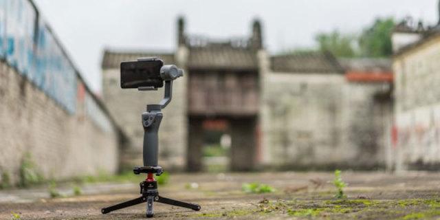 三轴稳定功能多,出外旅行摄影大杀器 — 大疆 OSMO MOBILE 2 手机云台体验
