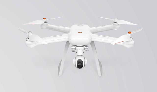 小米无人机 首发试用