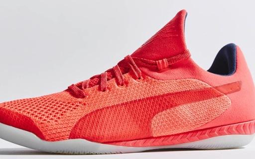 Puma新款室内足球鞋,抓地力爆表