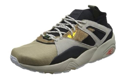 彪马时尚运动跑鞋:新颖设计元素与奢华材质打造,不可少的潮流单品