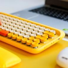 机械键盘也可以如此高颜值且萌萌哒,送女票,她一定喜欢