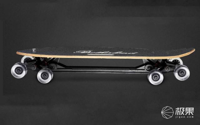 速能Allrover滑板