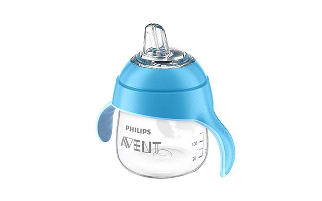 飞利浦新安怡(PhilipsAVENT)七安士卡通企鹅杯