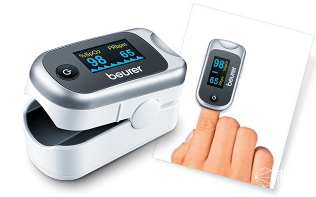 博雅(Beurer)PO40血氧仪