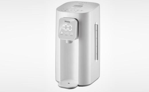 海尔恒温调奶器:冷风降温系统,宝宝喝奶无需再等待