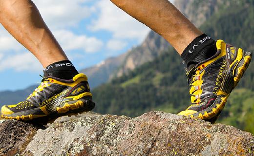 超轻顶级越野跑鞋,让你在山间如履平地