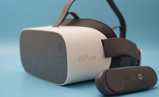 自打有了它,宅男从此不孤独,Pico G2小怪兽2 VR一体机测评