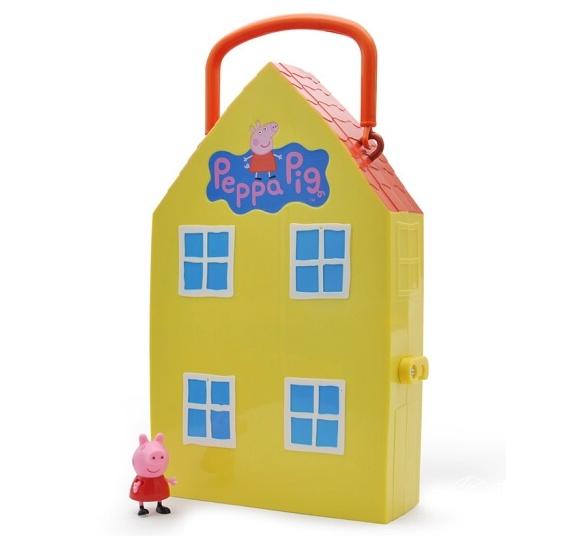 小猪佩奇(PeppaPig)05138-1提盒玩具屋