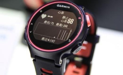 佳明 Forerunner 935运动智能手表:Elevate光学心率技术,人性化改善运动质量