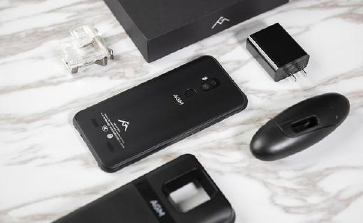 3499元起!三防手机AGM X3发布:骁龙845+IP68,号称刀过无痕
