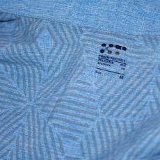 不太商务的纤维密码商务陶瓷保暖衬衫真的暖吗?