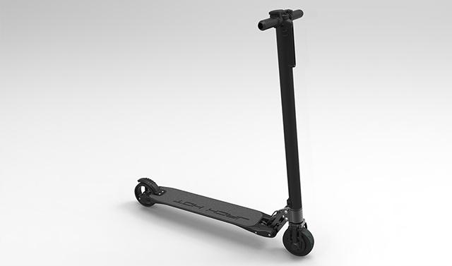 JACK HOT电动滑板车 首发试用