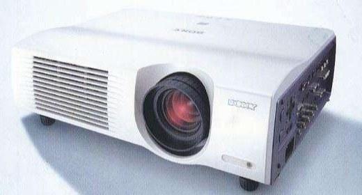 索尼 VPL-DW240 投影仪:3LCD色彩技术明亮鲜艳,多画面模式轻松高效