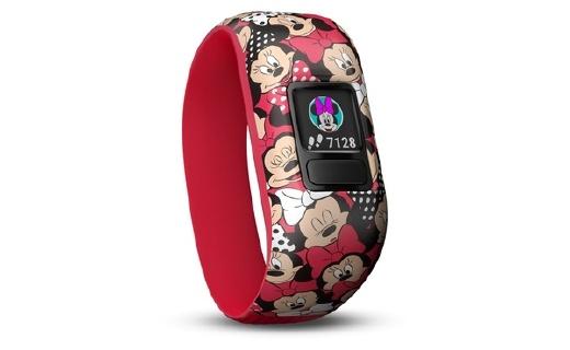佳明发布新一代儿童健康手环,融入迪士尼元素