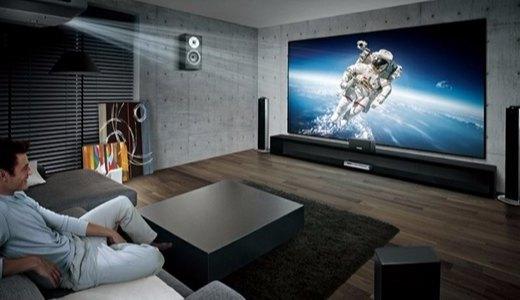 明基轻4K家用投影机,最新性价比之选!