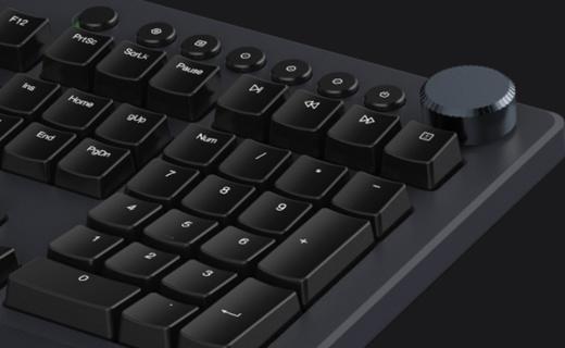 自带密码锁?IKBC发布新款旗舰机械键盘,649元可选稀有原厂银轴!