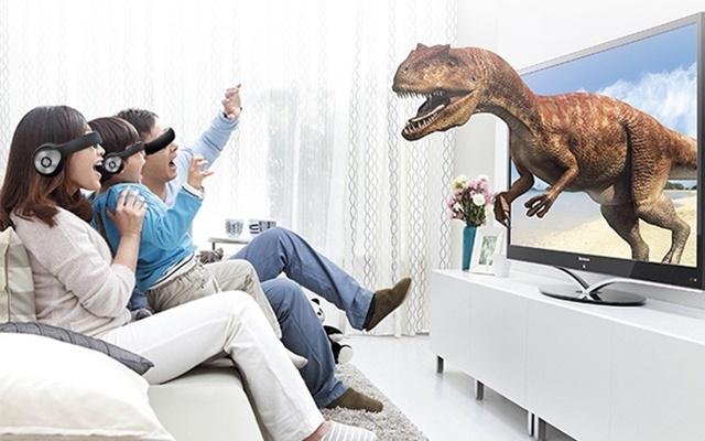 MOPS 智能3DVR眼镜