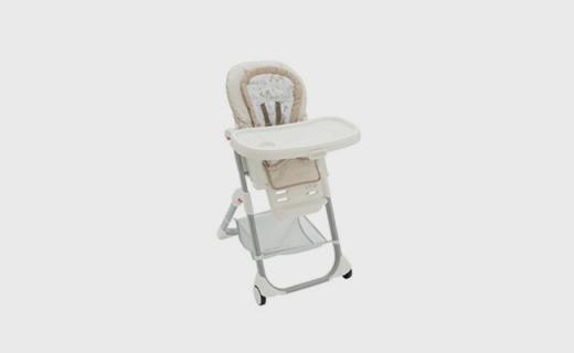 葛莱DuoDiner迪奈系列儿童餐椅:可分离式设计,一台从小用到大