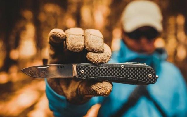 口袋里的装备集合 - 三刃木751多功能军刀使用评测