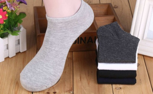 USM抗菌浅口船袜:三天不洗不臭,香港脚的福音