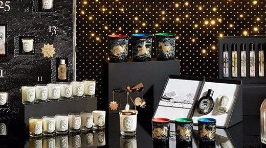 DIPTYQUE出圣诞新款蜡烛,给节日增添浪漫情趣!