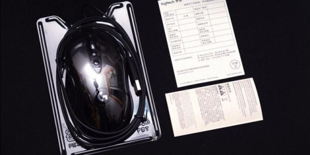 经典再现,罗技MX518复刻游戏鼠标开箱分享