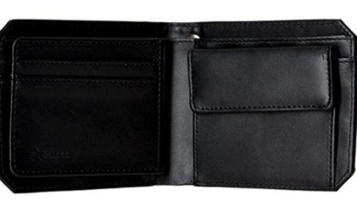 Alpha Industries两折钱包:优质皮料精细做工,低价也能买超大牌