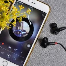 旗舰级高保真音质,出众颜值声音发烧友首选 — 森海塞尔 IE80S 高保真HiFi耳机体验