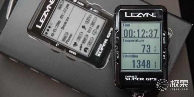 雷音(lezyne)SuperGPS骑行码表