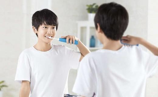 飞利浦声波电动牙刷:声波震动强力去除牙菌斑,多种模式清洁更美白