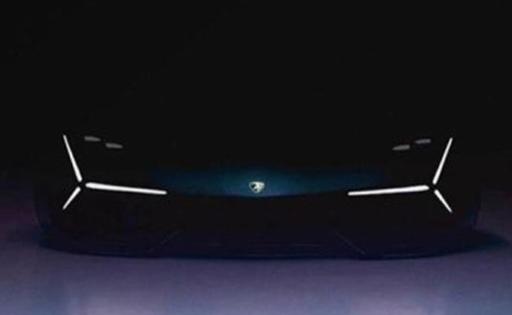 兰博基尼双门概念跑车即将亮相,混合动力省油省力