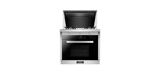 德普凯信蒸烤箱集成灶ZK90-X8测评:能蒸善烤、净吸油烟
