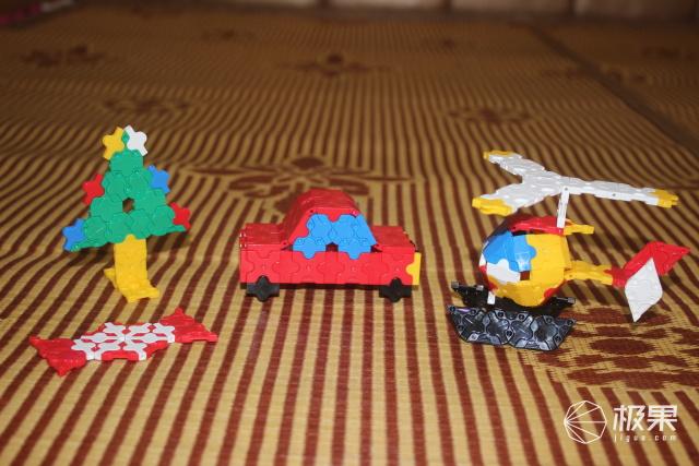LaQ/拉休几入门系列650片儿童拼插积木玩具