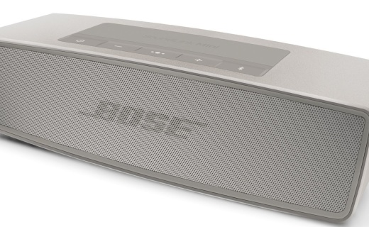 Bose SoundLink Mini II 蓝牙音箱:掌心大小,蓝牙连接,音乐随享