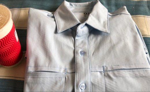 衬衫界的保暖黑科技