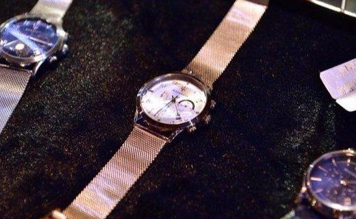 玛莎拉蒂推2017年秋冬腕表,2000块即可拥有