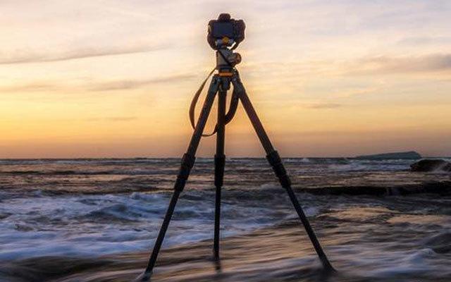 富图宝E-6C 碳钎维三脚架体验,轻质便携助你稳定拍照