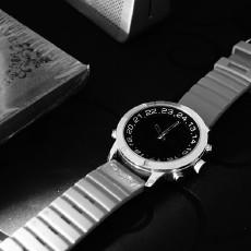 稳重外表下一颗逸动的心,M1智能石英手表测评