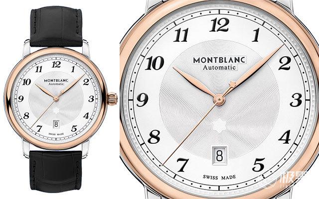 万宝龙(Montblanc)明星Legacy系列月相腕表