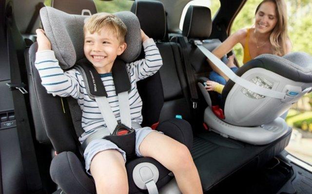 ALL STAGE™儿童安全座椅