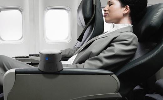 Brookstone无线蓝牙助眠仪:专业医学声波,改善睡眠