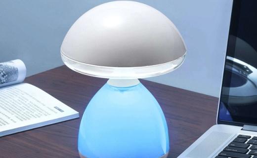 科立盈LED蘑菇钉:造型萌萌哒,多彩照明营造浪漫