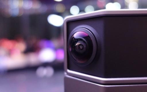 豪车云集,用全度影像DuxCam M1带你720°看广州车展!