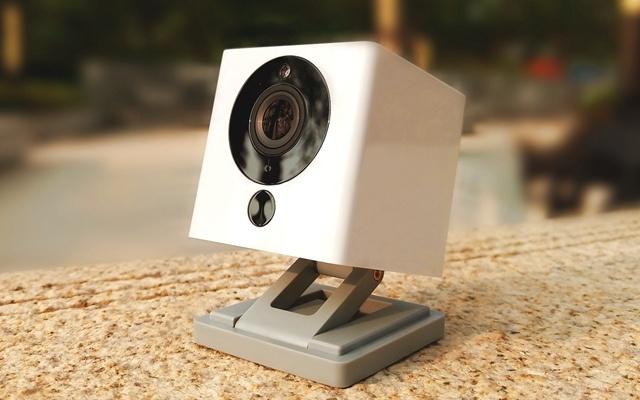 米家小方摄像机:延时高清摄像还能烟雾报警 | 视频