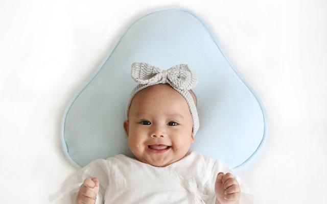 施力普幼儿三阶段定型枕