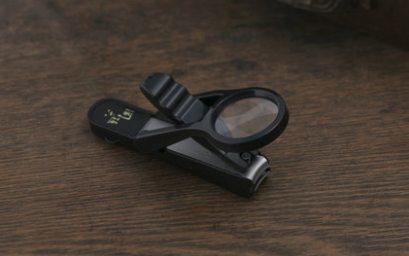 貝印指甲鉗:放大鏡設計適合老人,自帶收納盒干凈衛生