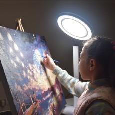 给孩子一个明亮的作业环境---孩视宝护眼台灯体验